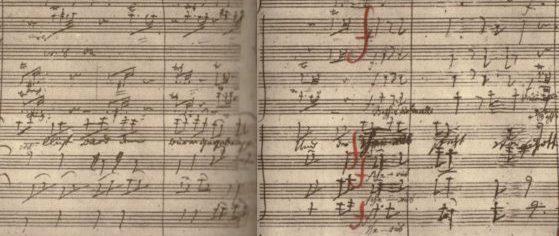 第九の歌詞と音楽 - ベートーベン(a.k.a.ベートーヴェン)交響曲9 ...
